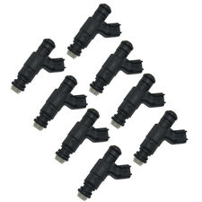 Set (8) Bosch 550cc 52lb Fuel Injectors 0280158117 for Ford 5.0L VW Golf 1.8L
