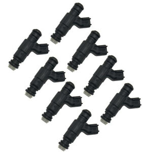 8 x OE Fuel Injectors for GM LS2 6.0 Pontiac Corvette 0280158049