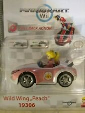 MARIO KART WII WILD WING PEACH 19306 PULL BACK ACTION