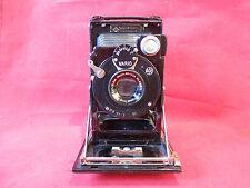 Patent Etui KW Kamerawerkstätten Dresden 6,5 x 9 Kamera Klappkamera