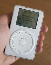 Apple iPod 1st generation 5GB (2001) - Classic - Works perfectly + NEW battery