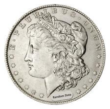 Random Date 1878-1904 $1 Morgan Silver Dollar - AU About Uncirculated SKU34209