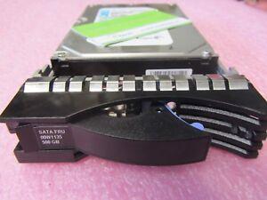 """39M4530, 00W1135 - IBM 500GB 500GB 3.5"""" 7200RPM Hot-Swap SATA HD"""