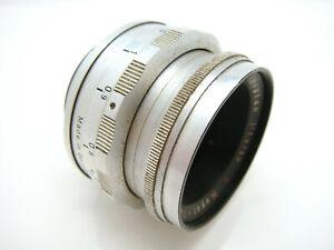 Primoplan Red V f1.9/58mm Meyer Optik Gorlitz Camera Lens
