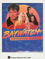 Entertainment Trading Cards Box: Baywatch Trading Cards Loose packs (36/unit)
