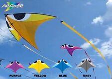 Ultra Light Yellow Aerobe (Wala) Kite with 64 inch Wingspan
