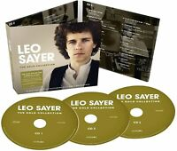 LEO SAYER - Gold - The Very Best Of - Greatest Hits 3 CD NEW / Sealed