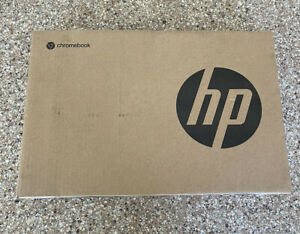 HP Chromebook 14-CA061DX 32GB eMMC 4GB Ram Intel N3350 BRAND NEW Factory Sealed!