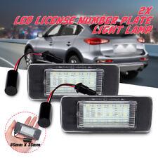 No Error LED License Plate Number Lights For Opel Astra J Sports Tourer Zafira