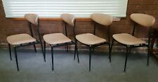 4 X Mid Century Floating Dining Chairs - Not Scape or Mitzi