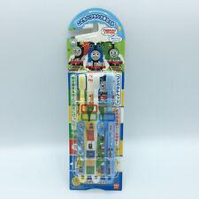 2011 Bandai Thomas & Friends Baby Toothbrush Soft Set of 3 Made in Japan