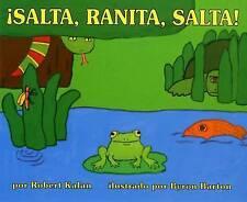 Jump, Frog, Jump! (Spanish Edition): Isalta, Ranita, Salta! by Robert Kalan (Paperback, 1994)