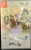 Atelier Dusk Trilogy Deluxe Pack  (Nintendo Switch)  English / Asia Version
