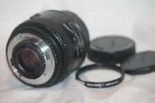Sigma AF 90mm f/2.8 Macro Lens for Nikon Auto Focus Mount