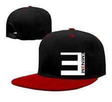 6f761c4264b Eminem E Logo Supermade Unisex Hip Hop Baseball Snapback Hat Cap