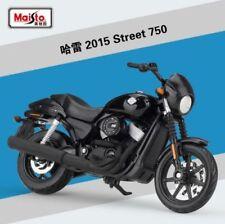 1:18 Maisto Harley Davidson 2015 Street 750 Bike Motorcycle Model New in Box