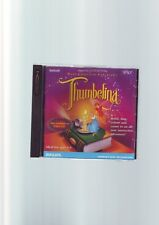 THUMBELINA - KIDS CHILDS PHILIPS CD-i CDi GAME - FAST POST - COMPLETE - VGC