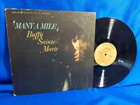 Buffy Sainte-Marie LP Many A Mile Vanguard VRS-9171