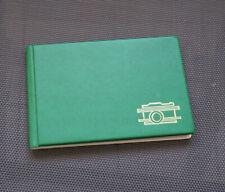 Einsteck-Fotoalbum für 36 Bilder im Format 10x15 cm.