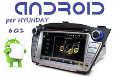 Autoradio 2 Dinper HYUNDAI IX 35 GPS Bluetooth Vivavoce RDS WiFi
