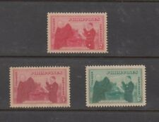 Philippine Stamps 1950 President Elpidio Quirino Oath Taking Complete set MNH,To