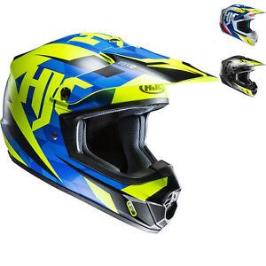 HJC CS-MX II Dakota Motocross Helmet MX Off Road Supermoto Moto-X Supercross