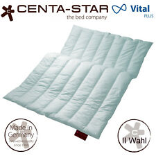 Centa Star Vital PLUS Duo Decke 200x220cm Winterdecke 2.Wahl statt 309€