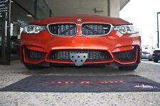 License Plate Bracket for 2015-2018 BMW M2 M3 M4 RS (Removable, Metal)