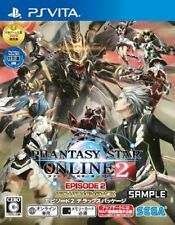 UsedGame PS Vita Phantasy Star Online 2 Episode 2 Deluxe package [Japan Import]