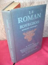 LE ROMAN BOURGEOIS, ouvrage comique  suivi de satyres et de nouvelle allégorique
