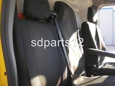 2+1 Luxe Housse Couvertures Pour Opel Movano 2010+ Neuf