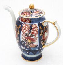 【Hello kitty × Old Imari】Coffee or Tea pot  handmade 【kutani】 arita