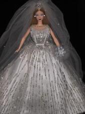 Millennium 2000 Bride Barbie Doll Limited Edition 24505 Displayed