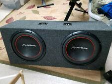 Pioneer Amplifier GM-D8601 and Speakers