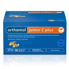 ORTHOMOL Junior C plus Kautabletten Mandarine Orange für 30 Tage PZN 10013630
