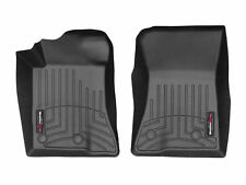 WeatherTech FloorLiner Mats for Ford Mustang 2015-2018 1st Row Black