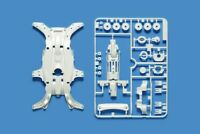 TAMIYA 95283 Mini 4WD Limited MA Reinforced Chassis Set White MODEL CAR NEW