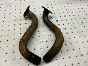 Kohler Command CH25S 25hp OEM Exhaust Pipes Set of Two