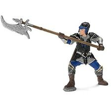 Dragon Knight with Staff weapon 3 1/2in Series World of knight Schleich 72031