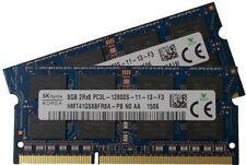 Mémoires RAM DDR3 SDRAM Hynix avec 2 modules