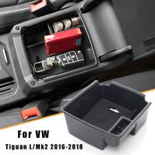 Armlehnen-Aufbewahrungsbox für VW Tiguan L/Mk2 16- Mittelkonsolen-Behälterhalter