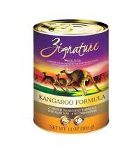 ZIGNATURE Food Kangaroo [13 oz] (12 cans)