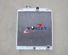 Aluminum Radiator for Honda Civic EK EG D15 D16 B16 B18 92-00 32MM IN/OUT PIPE