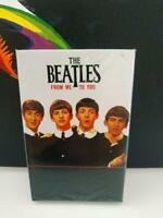SEALED cassette, The Beatles – From Me To You 4KM-44280, XDR, Dolby HX Pro 1992