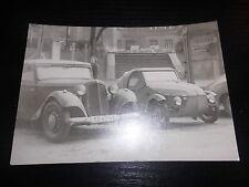 Original Foto Velorex Jawa Motor DKW ? Opel? Adler? Hanomag? Photo Bild Picture
