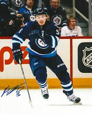 MARKO DANO signed WINNIPEG JETS 8X10 PHOTO COA A