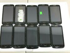 lot of 10 Untested Motorola ATRIX 2 8GB Black AT&T Android Smartphone Mb865 Read