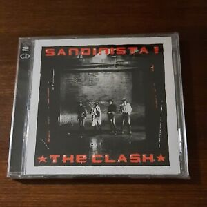 THE CLASH - SANDINISTA! - 2 CD NUOVO SIGILLATO