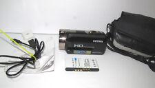 1080P HD Camcorder Digital Video Camera TFT LCD 24MP 16x Zoom DV AV Night Light