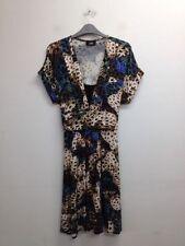 Wallis Viscose Short Sleeve Party Dresses for Women